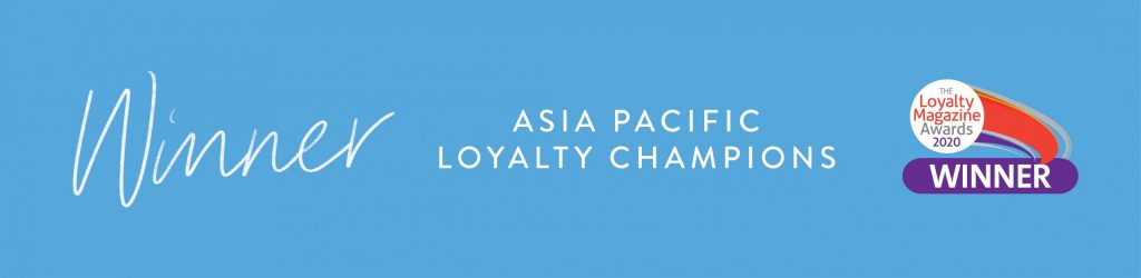 Winner Asia Pacific Loyalty Champions