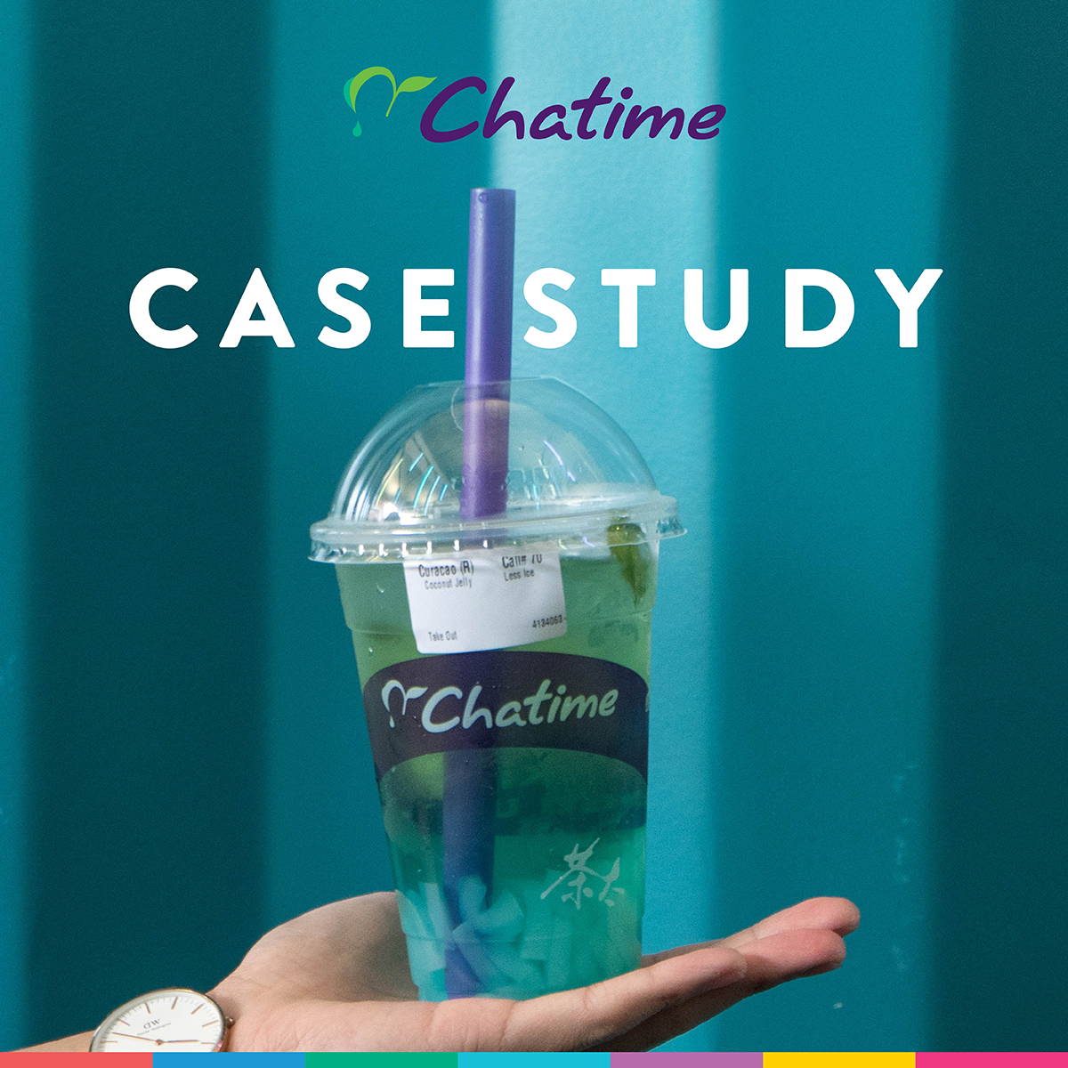 Chatime case study