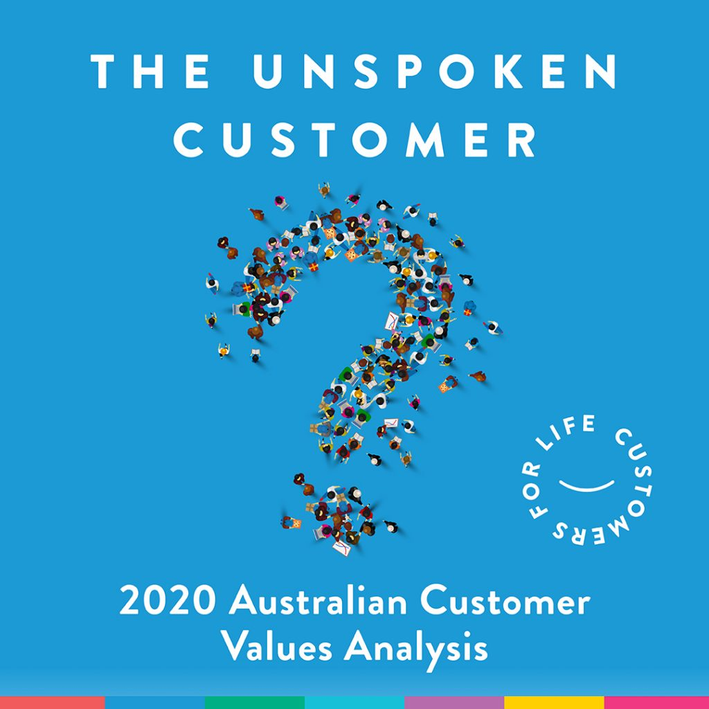 The Unspoken Customer