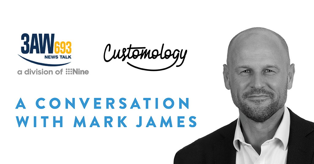 A conversation with Mark James - 3AW693 Radio